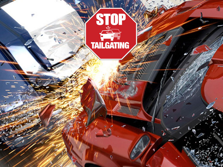 Stop Tailgating