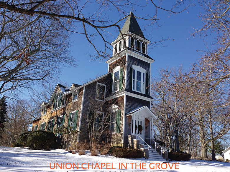 Union Chapel in the Grove website